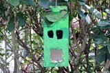 This DIY Minecraft Bird Feeder Is Fun and Eco-Friendly For Kids All Ages