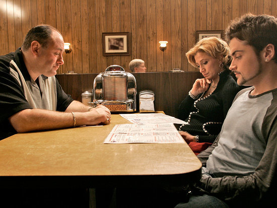 The Sopranos Creator David Chase Admits the Finale Still Chokes Him Up and Praises Star James Gandolfini: 'He Just Laid Himself