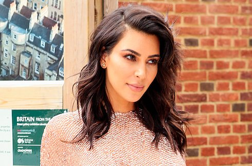 Kim Kardashian Is Totally Over the Size of Her Famous Butt