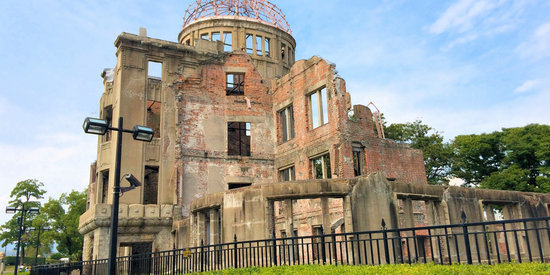 In Hiroshima President Obama Can Help Save History