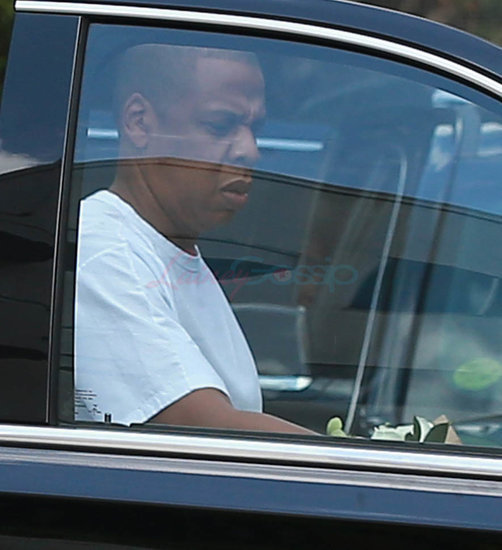 Beyoncé and and Jay Z take Blue Ivy Carter to ballet in LA and gearing up for Toronto Formation tour date