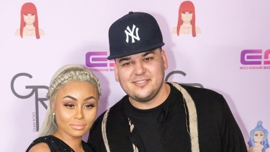 Blac Chyna Shares First Photo Of Baby Kardashian
