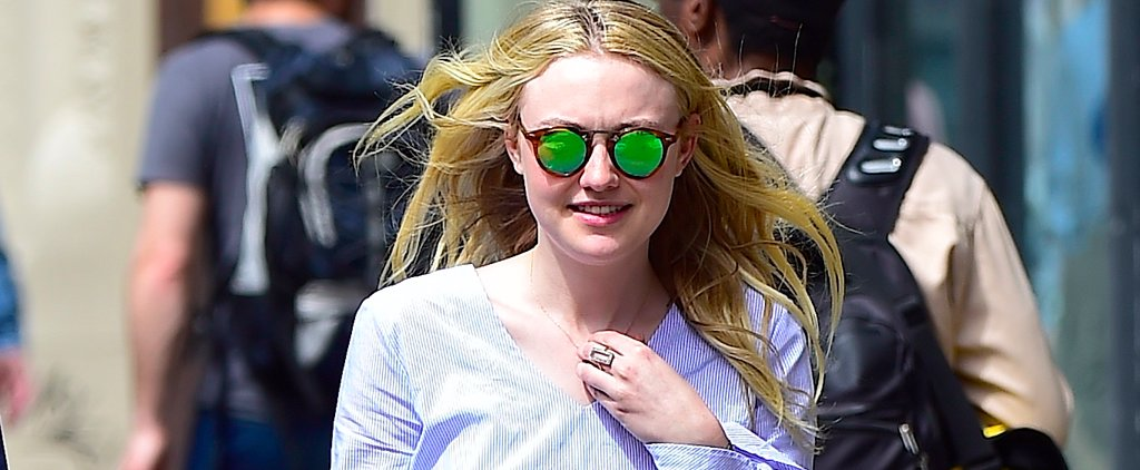 With 1 Simple 'Gram, Dakota Fanning Taught Us a Valuable Style Lesson