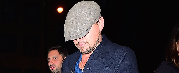 Leonardo DiCaprio Links Up With Rumoured Flame Rihanna For a Night Out in NYC