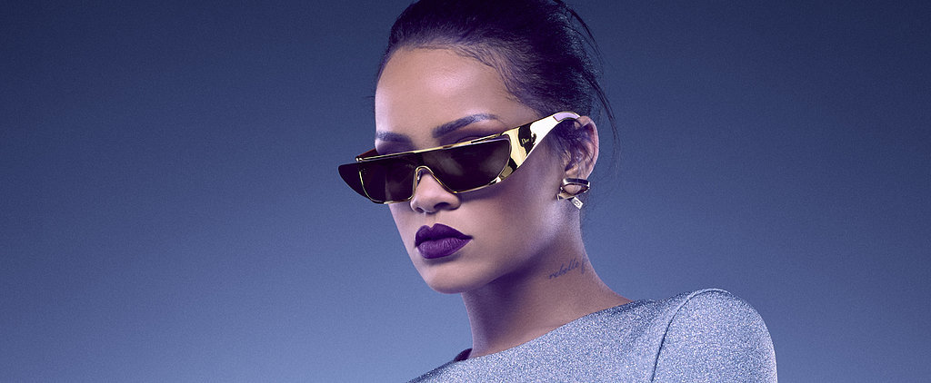 You Can Totally Tell These Edgy Dior Sunglasses Are by Rihanna