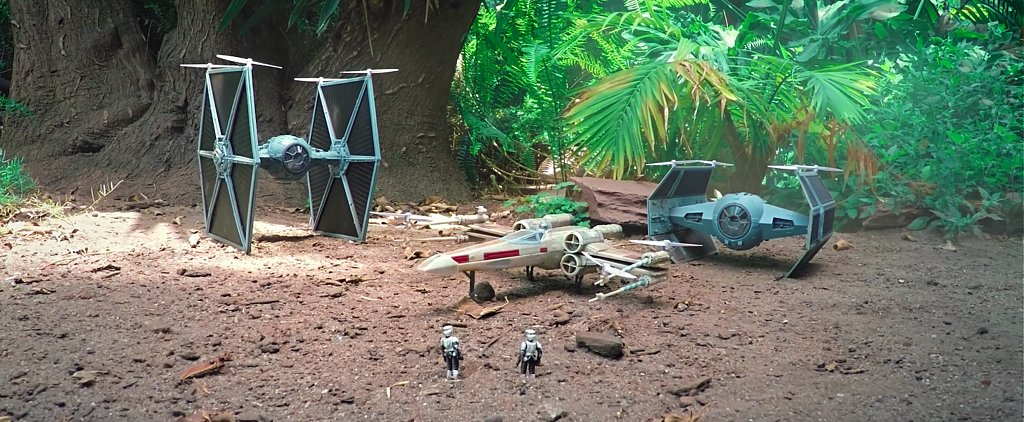 This Star Wars Fan Film Shot With Drones Might Be the Coolest Yet