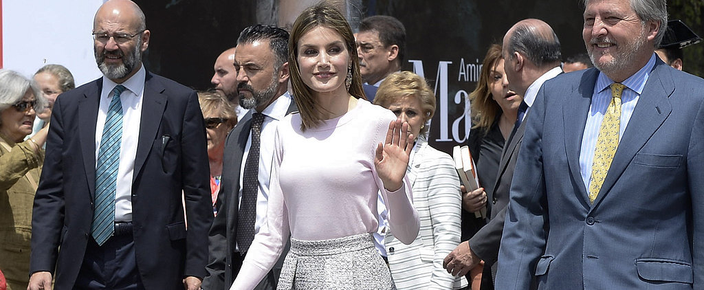 She's the Queen of Spain, but You Probably Have Letizia's Perfect Spring Outfit in Your Closet