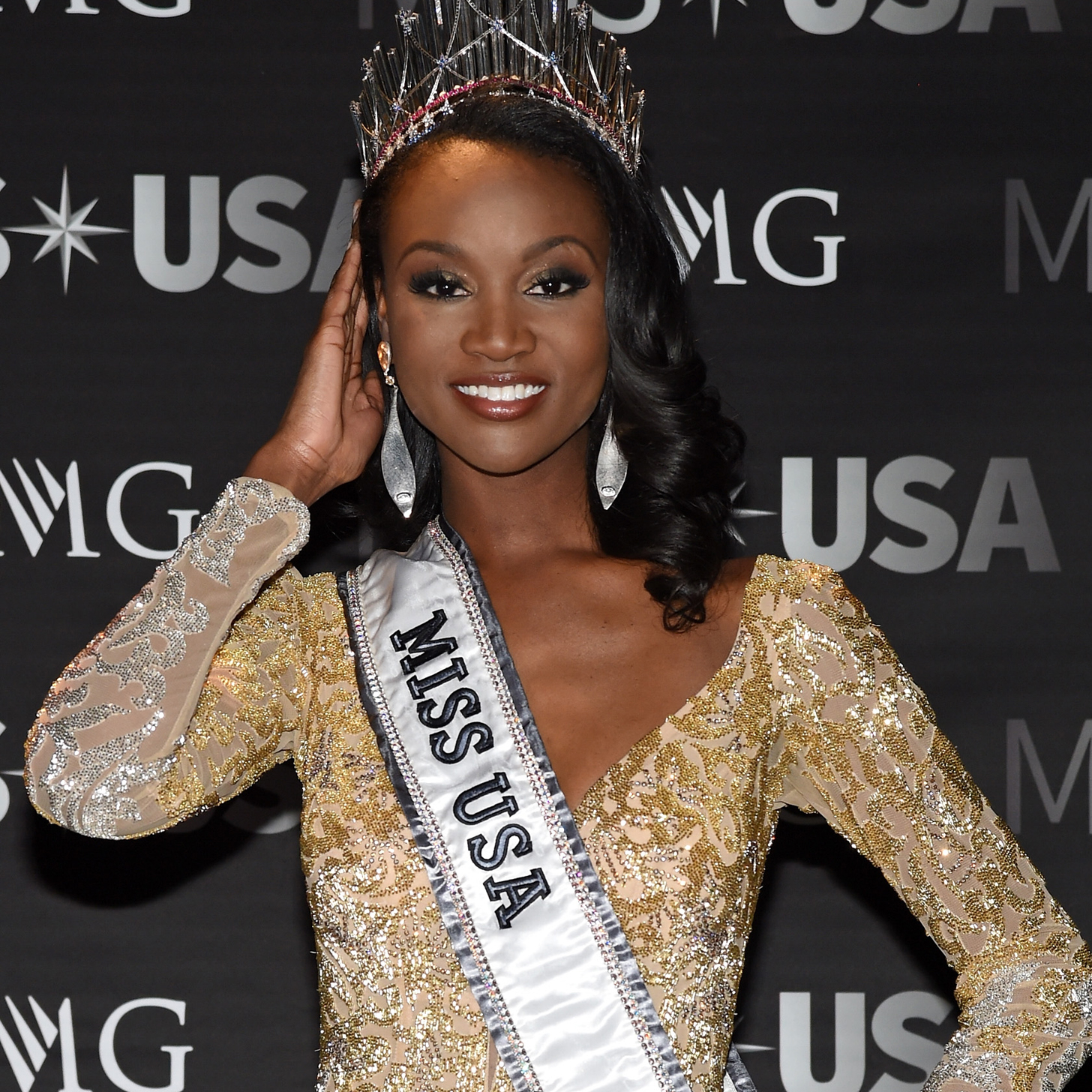Barber Wilson Usa : Facts About Miss USA, Deshauna Barber, Everyone Should Know # ...