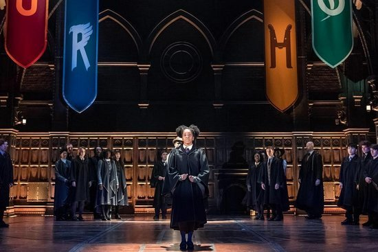 First Harry Potter Preview Is a Shocker