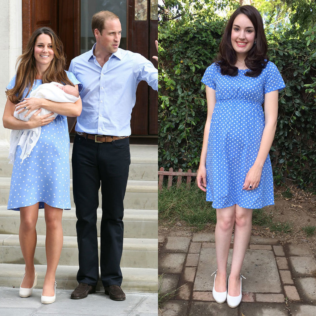 Kate Middleton's Hospital Dress
