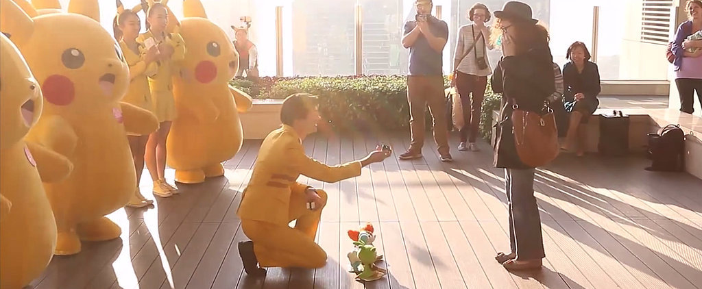 7 Heartwarming Geeky Proposals That Will Make Your Day