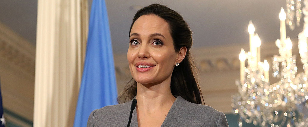 Angelina Jolie Honours World Refugee Day With a Special Visit to Washington DC