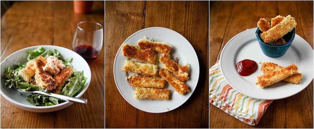 Crispy Tofu Sticks Are the Vegetarian Answer to Chicken Fingers
