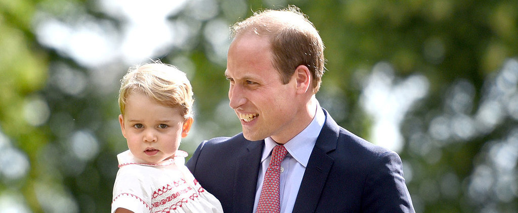 The 22 Most Precious Prince William and Prince George Moments