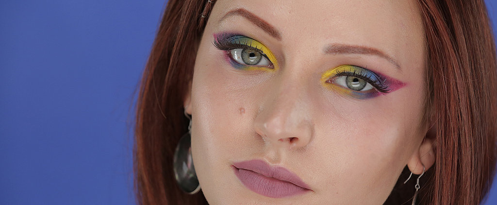 This Is the Most Mesmerising Eye Shadow Tutorial You Will See All Day