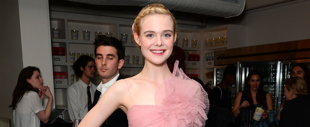 Elle Fanning Doesn't Just Enjoy Disney-Princess Style — She Channels Villains, Too