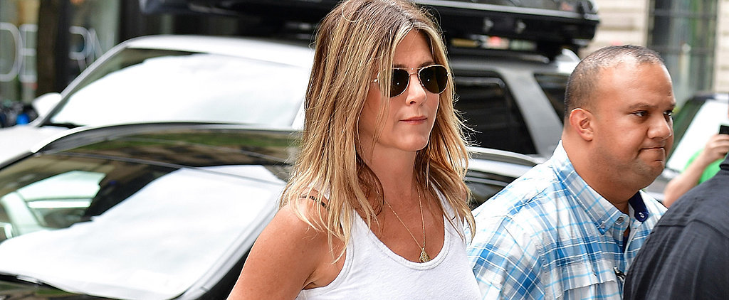 Jennifer Aniston Knew These Were the Shoes of the Season, So She Bought 'Em in 2 Colours