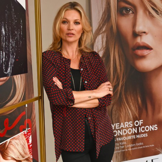 Kate Moss Beauty Facts