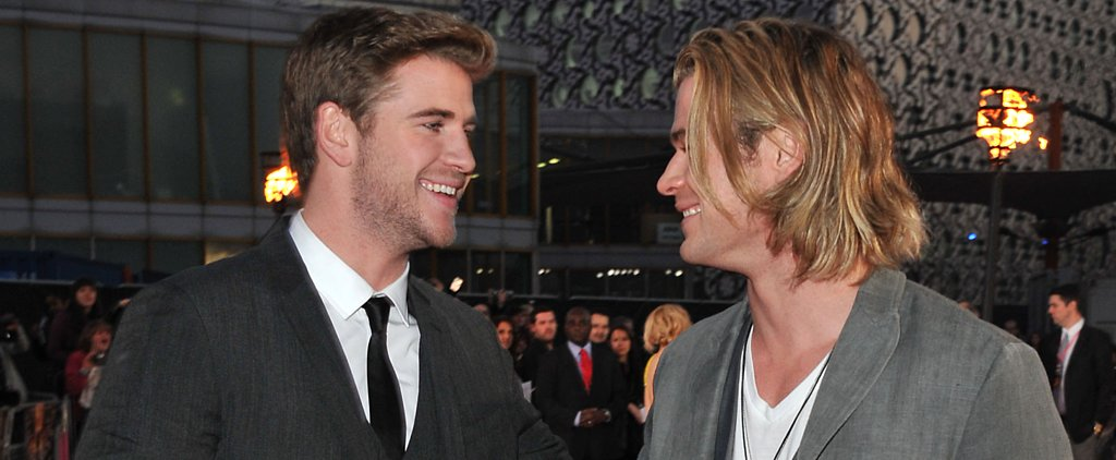 10 Times Chris and Liam Hemsworth Gave Us Sibling Goals