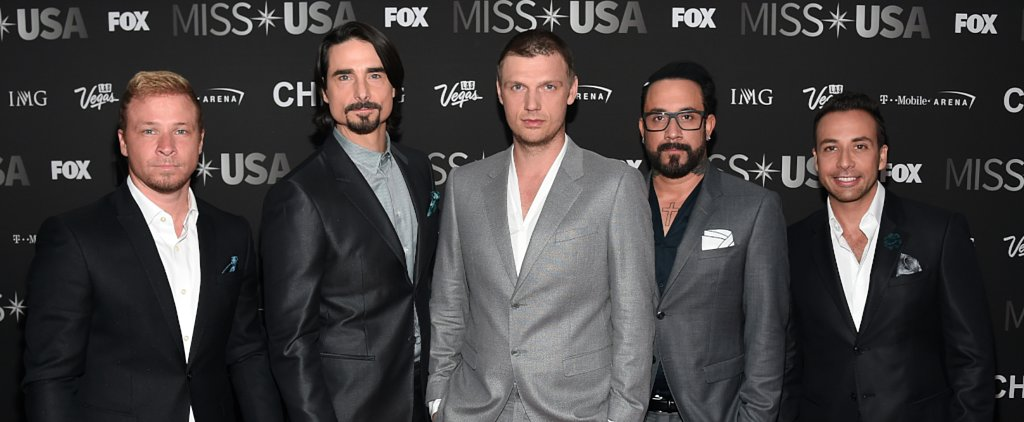 The Backstreet Boys Are Back — Making Country Music