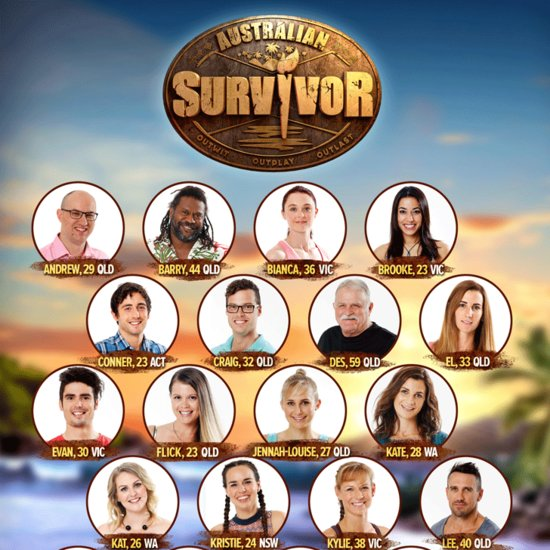 Celebrity Survivor - Howling Pixel