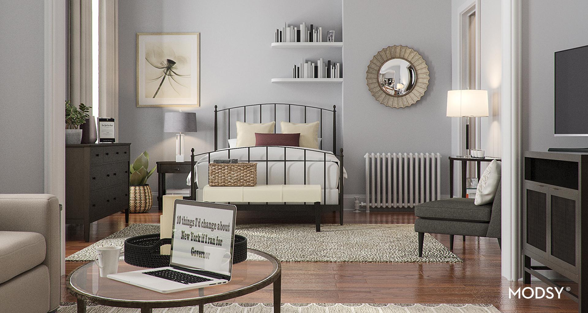 Golden Girls-Inspired Bedroom Zoom Background   Download ...