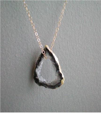 Geode and Druzy stones - under $75
