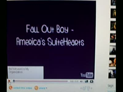 americas suitehearts with lyrics