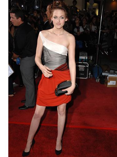 Kristen Stewart's Twilight Transformation