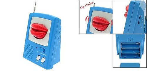 Red Lips Talking FM Radio