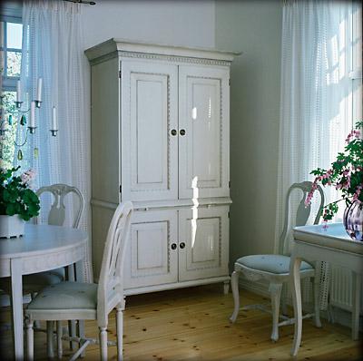 Swedish Chic, Gustavian Style