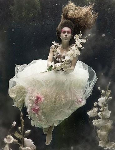 Floating Freely while Breathing.....