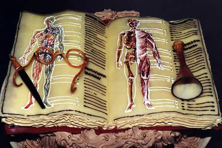 Biology Cake
