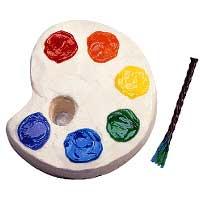 Painters Cake