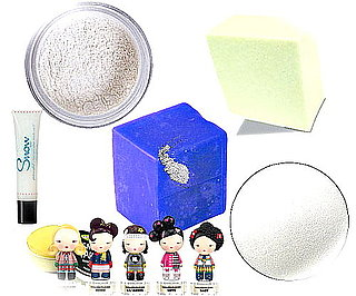 Snow-Inspired Beauty Products