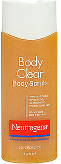 Reader Review of the Day: Neutrogena Body Clear Body Scrub