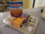 Mini Macaroni and Cheese Appetizer Recipe 2009-10-27 14:23:49