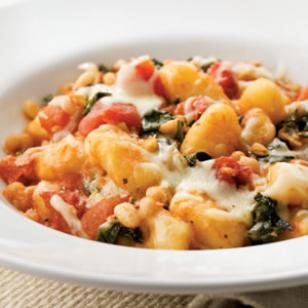 Gnocchi With Chard and White Beans Recipes