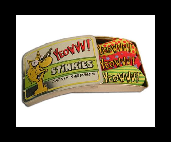 Yeoww! Stinkies Sardine Catnip