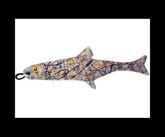 Jackson Pollock Fish