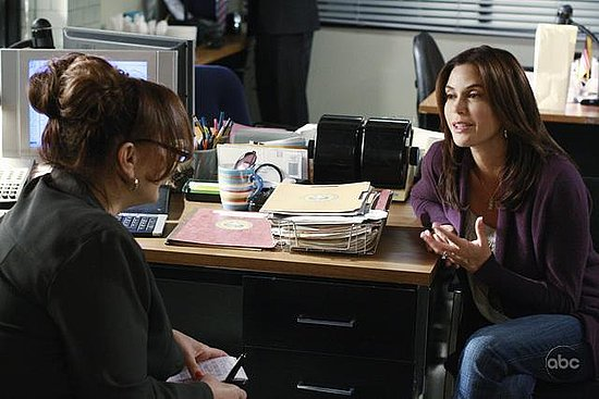 "Review and Recap of Desperate Housewives Episode, ""Careful the Things You Say"""