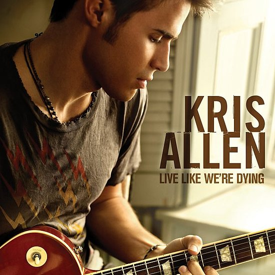 "Link Time: Watch Kris Allen's Video For ""Live Like We're Dying"""