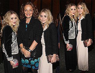Photos of Mary Kate and Ashley Olsen 2009-10-21 19:17:27
