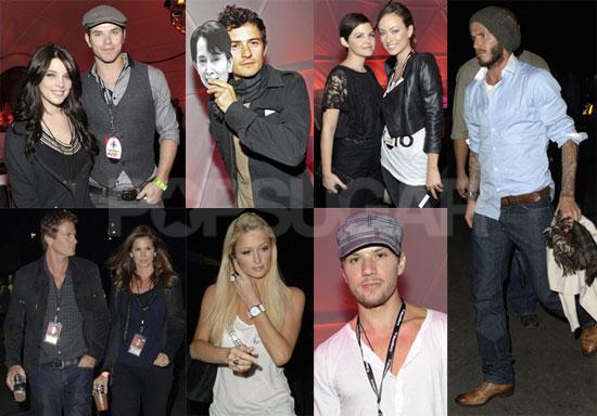 Photos of the U2 Concert