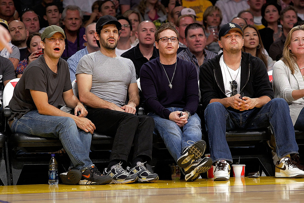 Photos of Lakers Game