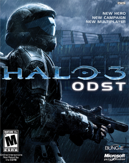 Nathan Fillion and Tricia Helfer Lend Their Voices and Likeness or Halo 3: ODST