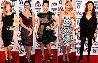 Red Carpet Looks From 18th Annual Britannia Awards in LA 2009-11-07 07:33:22