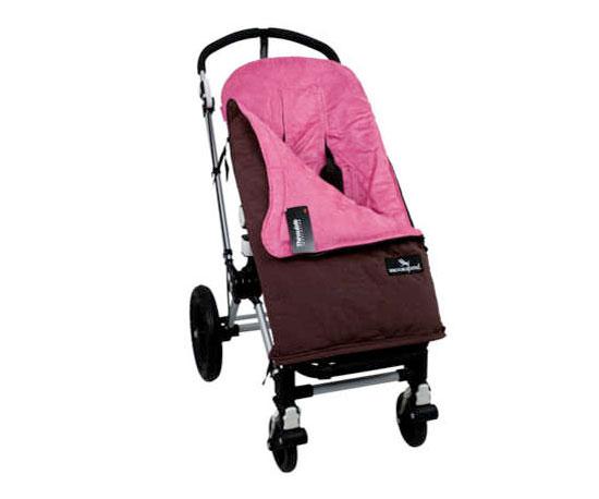 Perennial Stroller Blanket