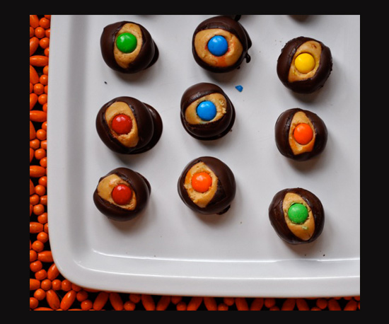 Monster Candy Eyeballs