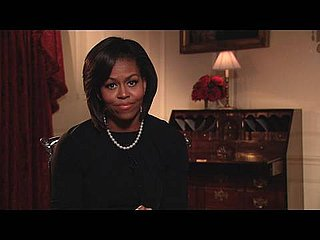 Michelle Obama Talks About Health Care From a Mother's Perspective